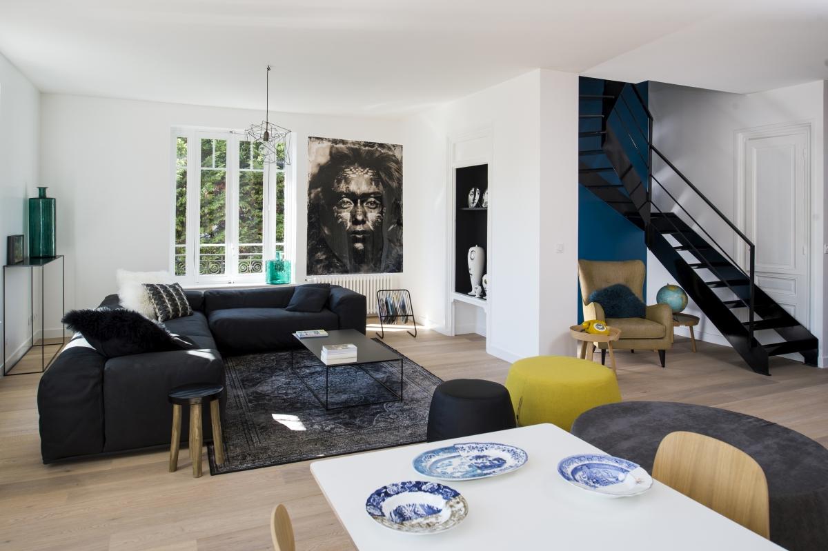 Guillaume perret pure lodges acheter un appartement for Appartement atypique lyon 2